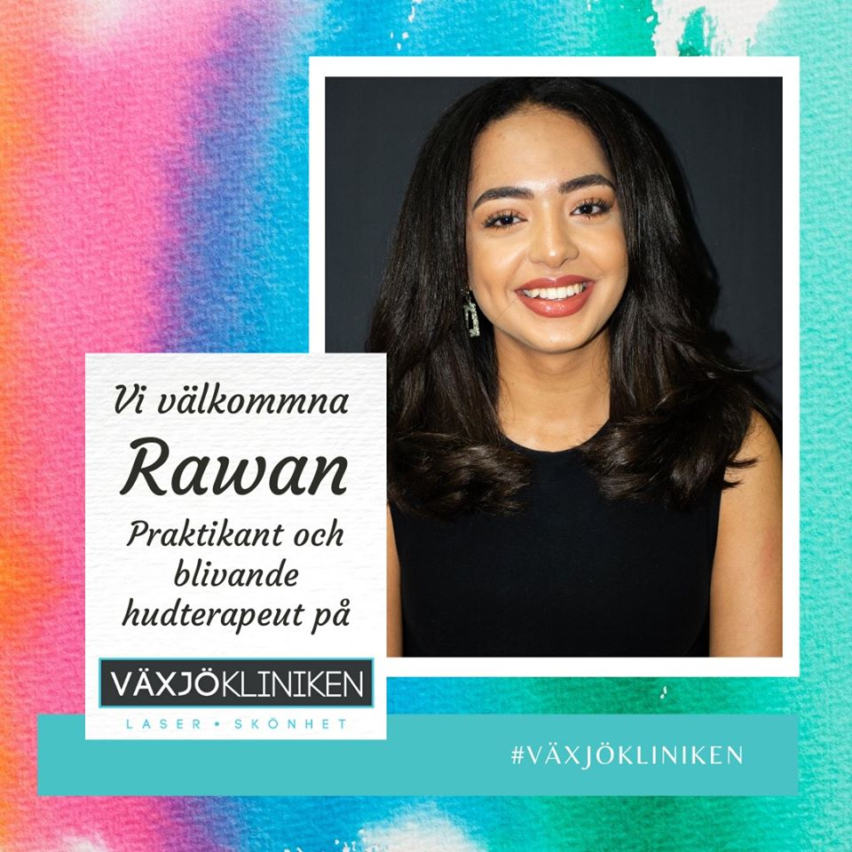 Vi Välkomnar Vår Nya Praktikant: Rawan Alhamalawi